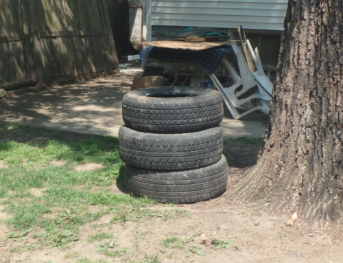 2020 Tireless Project Brings Free Monthly Tire Collection to Peoria