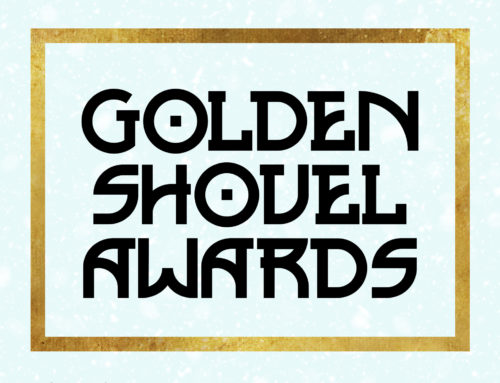 2019 Golden Shovel Awards
