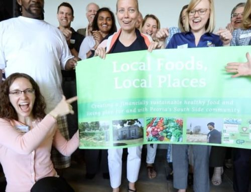 Local Foods Local Places: From Conversation to Action