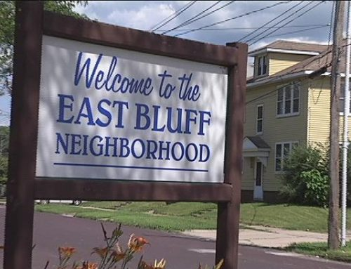 East Bluff Neighborhood Sweep