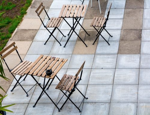 "Restaurants Offering Temporary Outdoor Seating Must Self-Certify Under ""Certify Outdoor Dining"""
