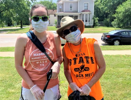 Weekly Community Cleanup Brought a Coalition of Volunteers Together