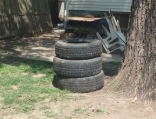 2020 Tireless Project Brings No-Cost, Monthly Tire Collection to Peoria Residents